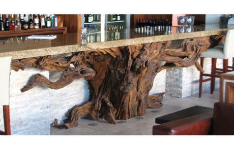 Driftwood Furniture Benches Bar Counters Ryan Matchett Design House