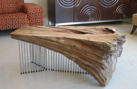 Driftwood Furniture Coffee Tables Ryan Matchett Design House